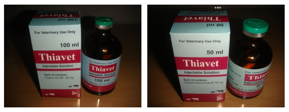 Thiavet Injection | Bridge Pharmaceuticals Ltd